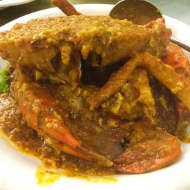 Chilli Crab (辣椒螃蟹)